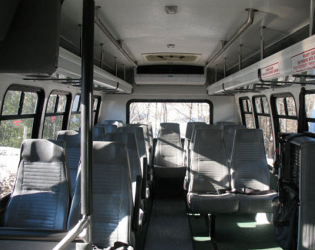 Maine Party Bus