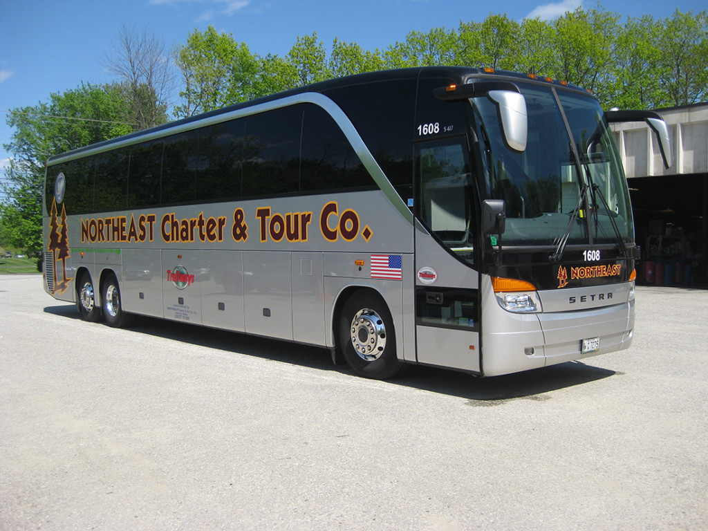 New England Party Bus