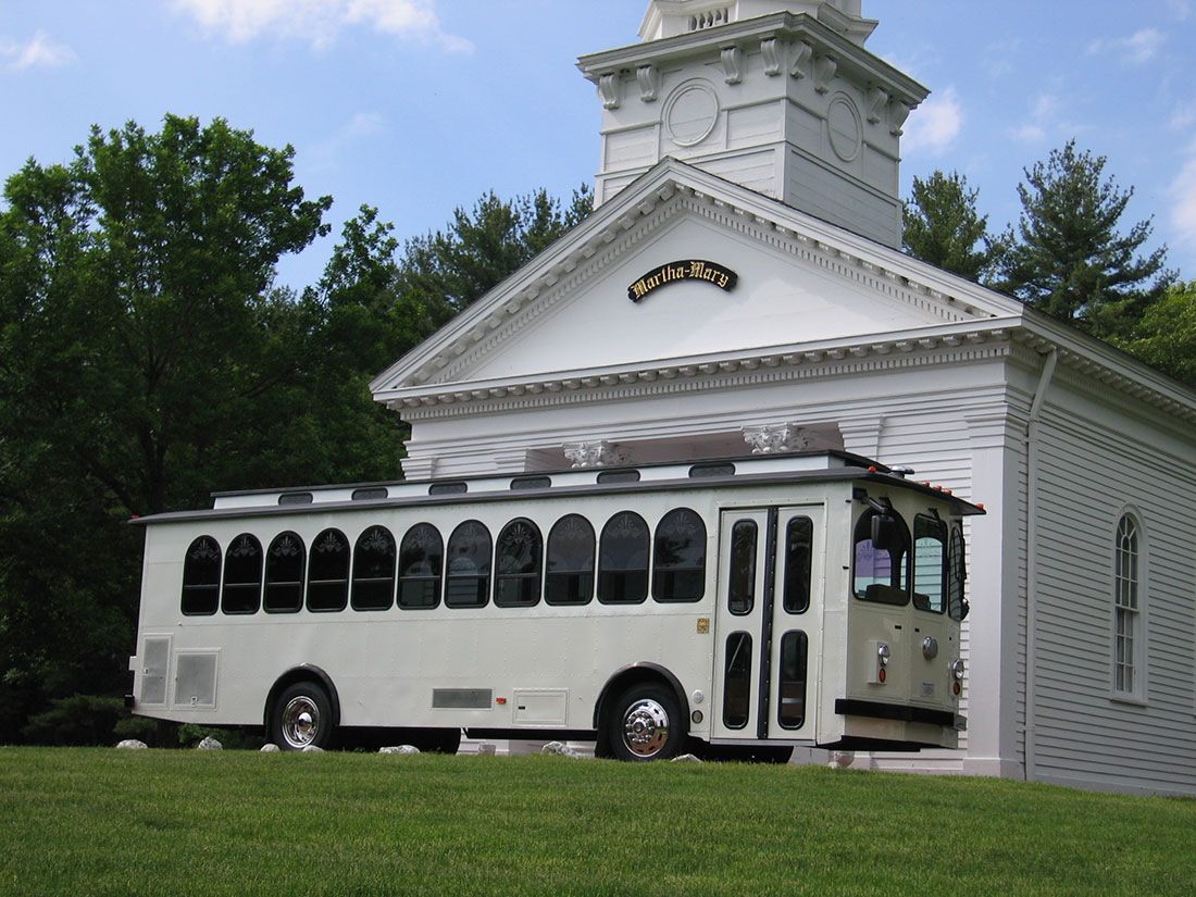 Maine Party Bus, Northeast trolley buses
