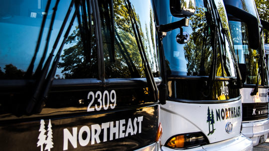 Reserve a Coach, Charter Bus Rental Maine
